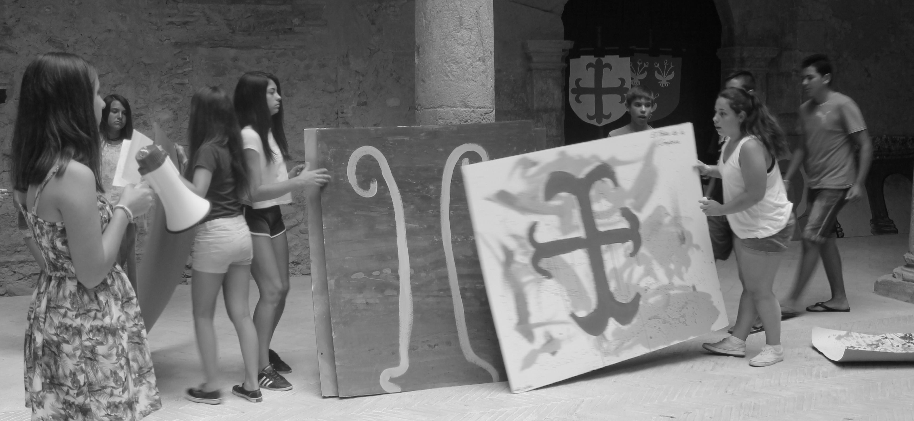 Els joves reivindiquen més protagonisme amb activitats, art i cultura a Betxí