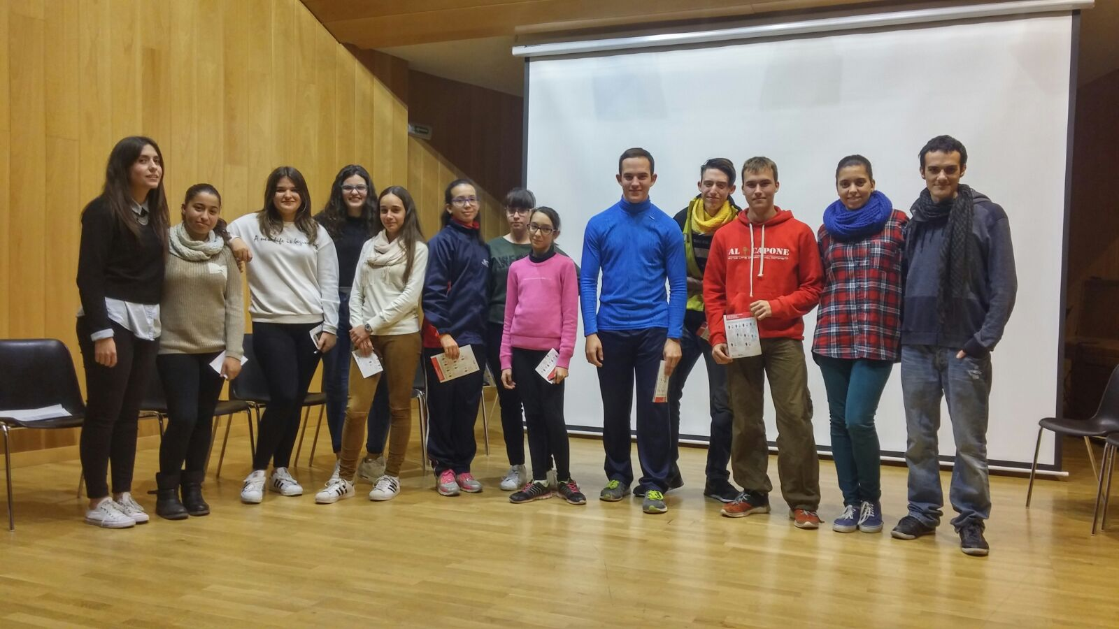 La Casa de Joventut de Vilamarxant presenta l'estudi de participació juvenil del curs 2016-2017