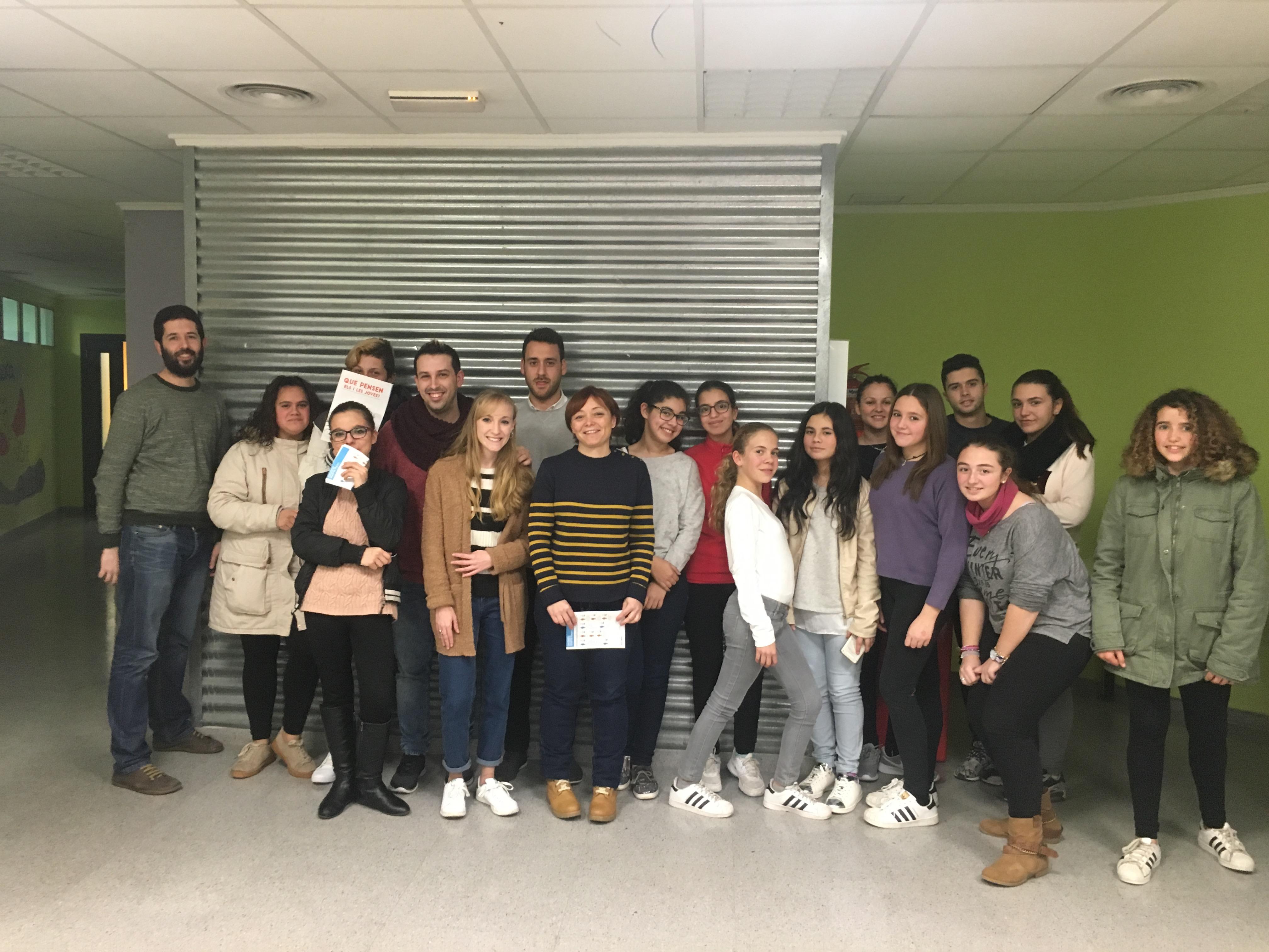 Presentació de l'estudi de participació juvenil de Quart de Poblet